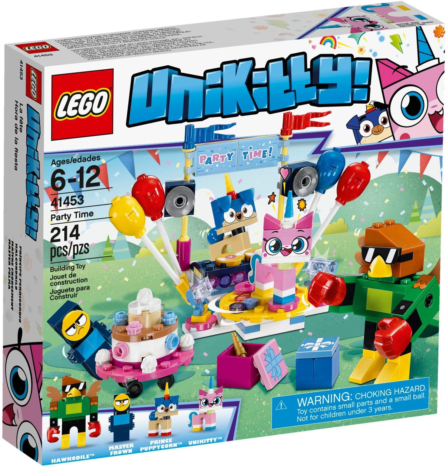 41453 LEGO Unikitty Party Time