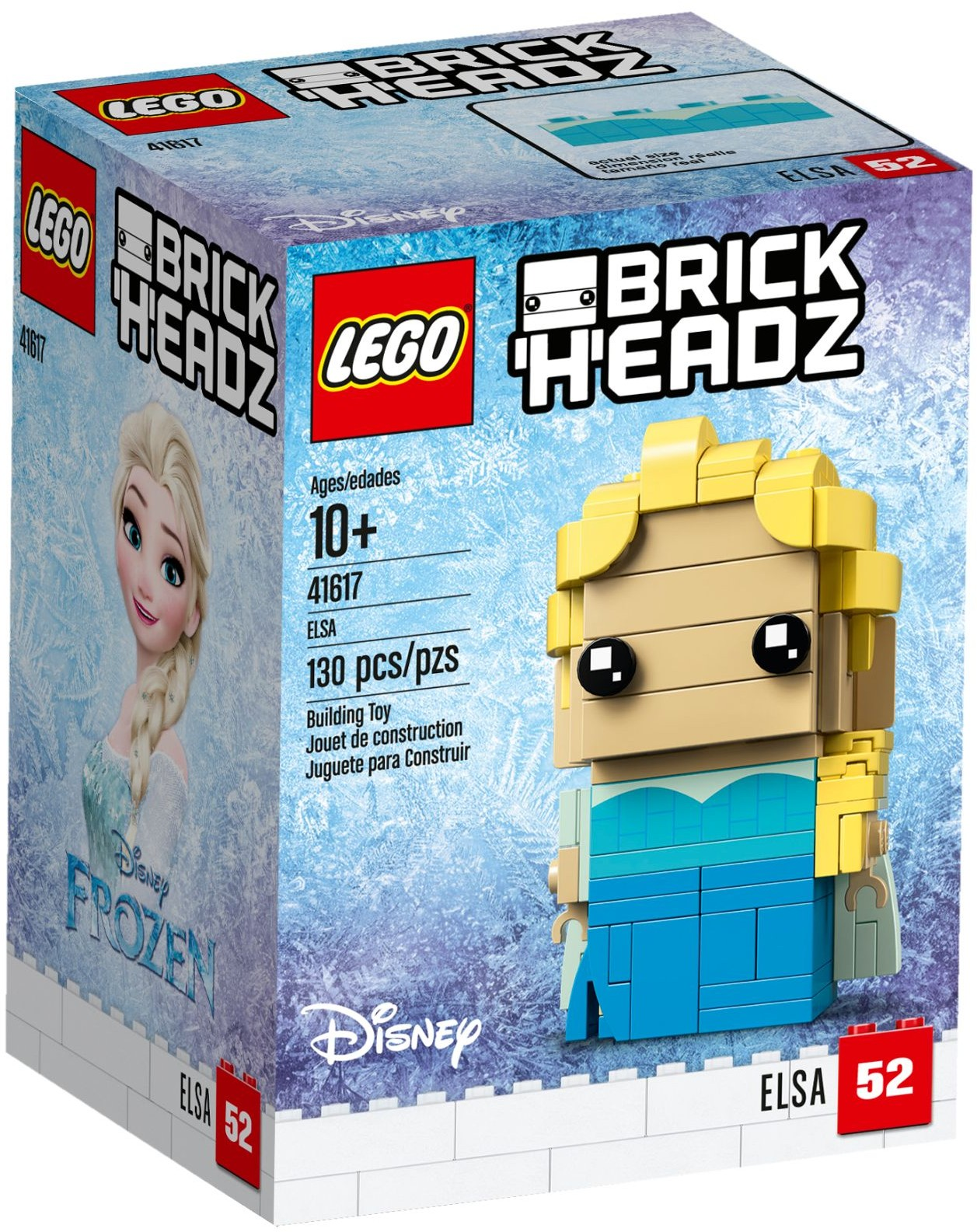 41617 LEGO BrickHeadz Elsa_ nhân vật Elsa