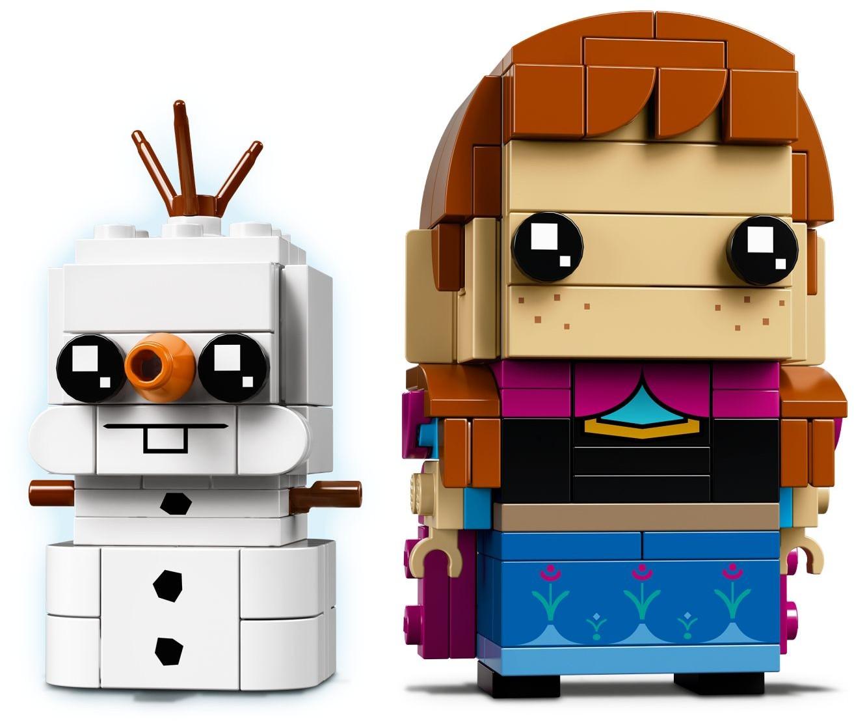 41618 LEGO BrickHeadz Anna & Olaf