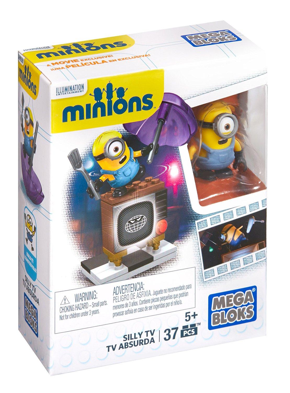 MEGA BLOKS Minions™ Silly TV