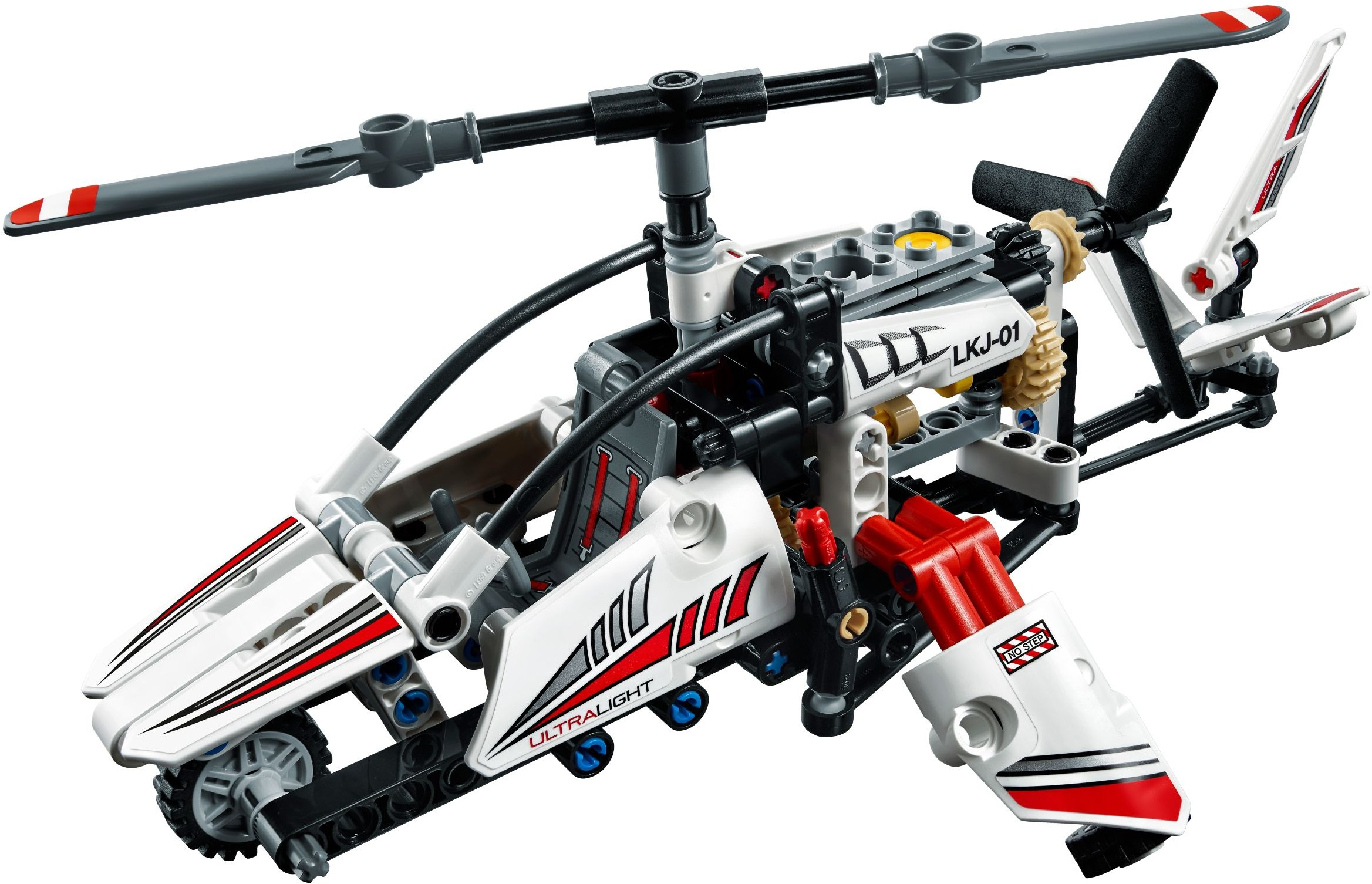 42057 LEGO Technic Ultralight Helicopter