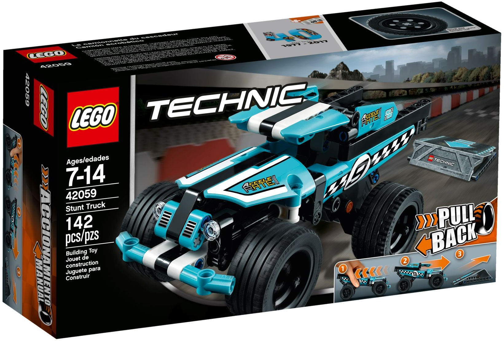 42059 LEGO Stunt Truck