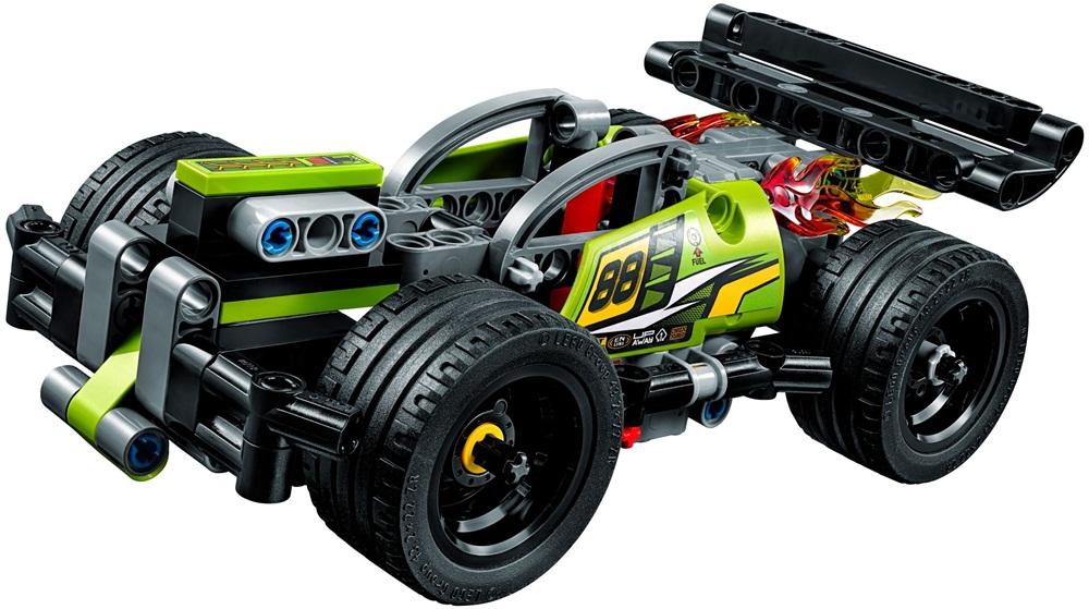 42072 LEGO®Technic Bash