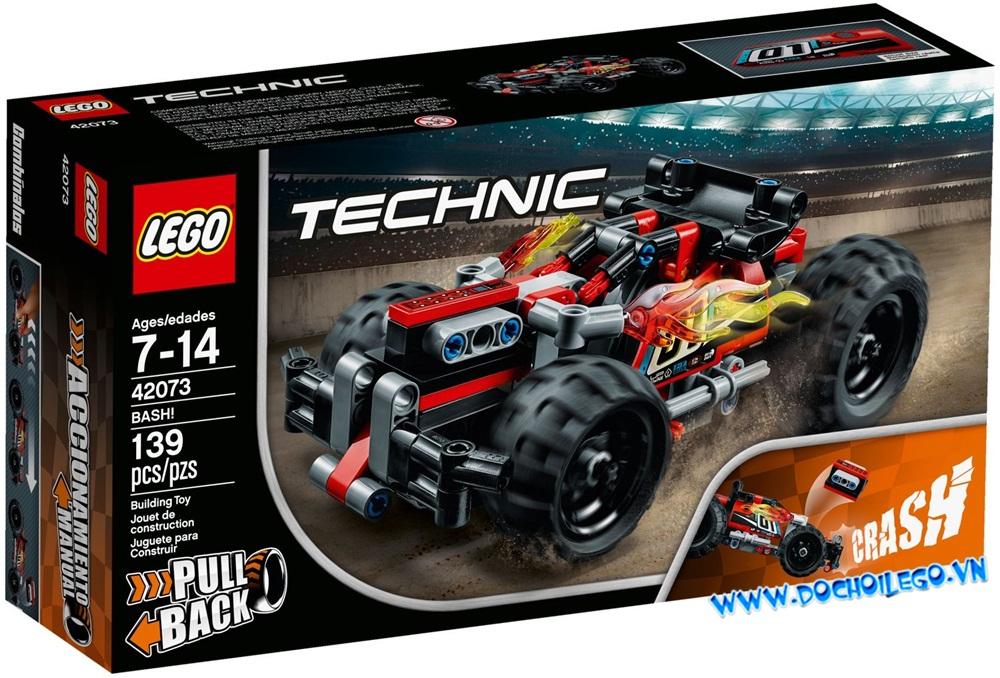 42073 LEGO® Technic Bash