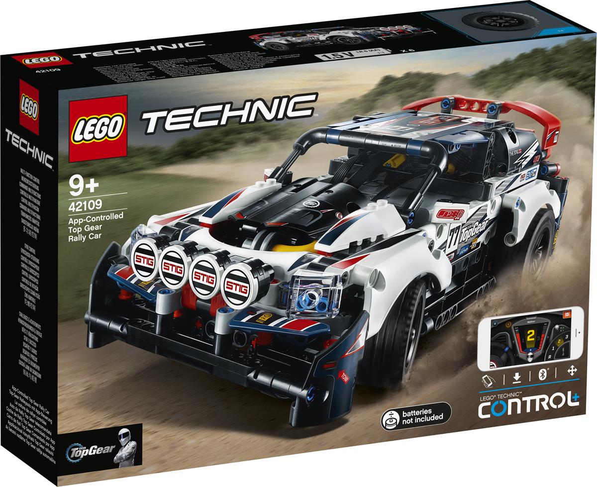 42109 LEGO Technic App-Controlled Top Gear Rally Car