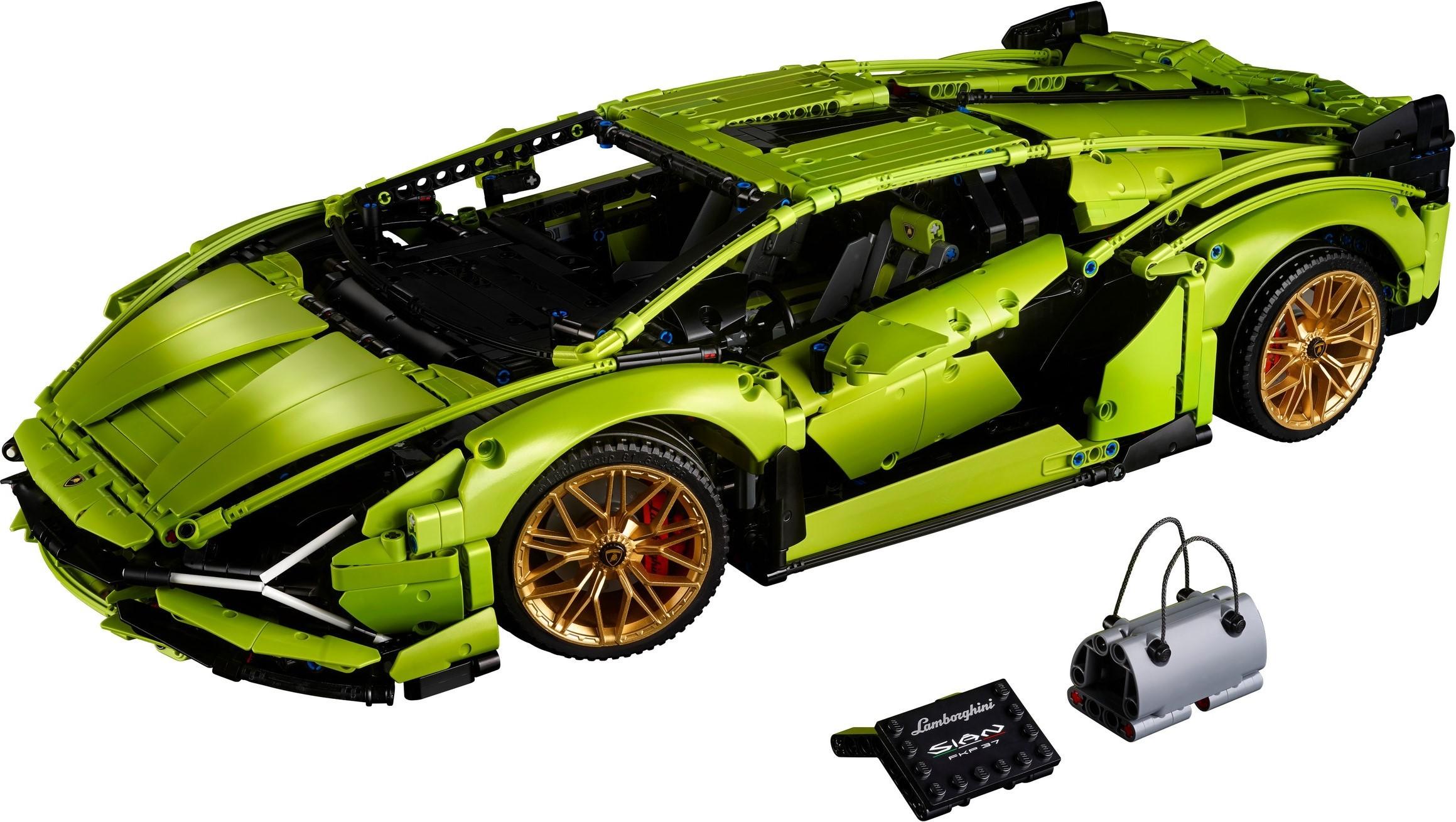 42115 LEGO Technic Lamborghini Sián FKP 37