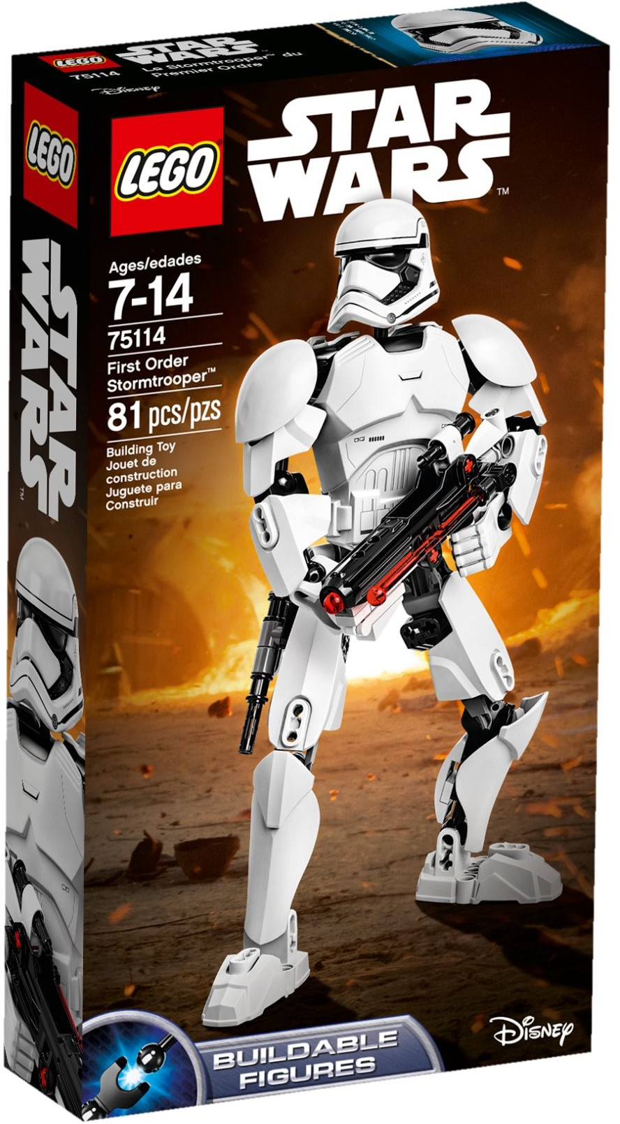 75114 LEGO® Star wars First Order Stormtrooper