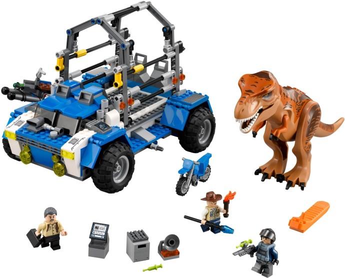 75918 LEGO® T-Rex Tracker (năm 2015)