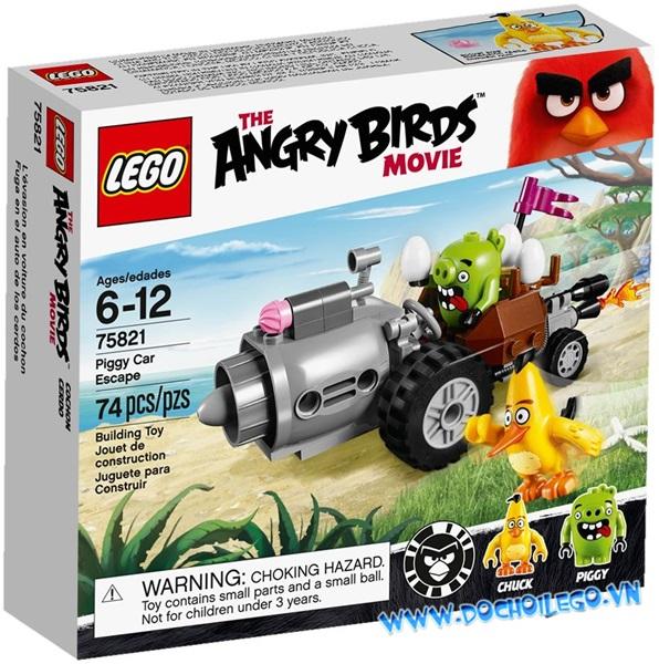75821 LEGO® Piggy Car Escape