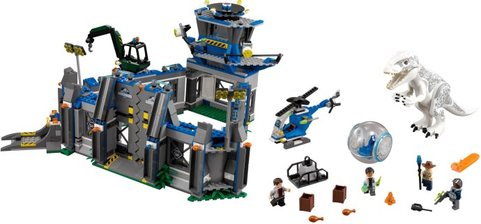 75919 LEGO®  Indominus Rex Breakout (năm 2015)