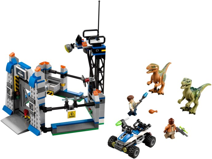 75920 LEGO® Raptor Escape (năm 2015)