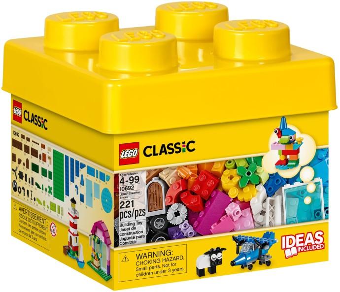 10692 LEGO® CLASSIC Creative Bricks