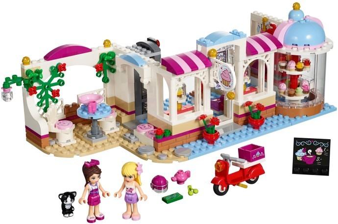 41119 LEGO® Heartlake Cupcake Cafe