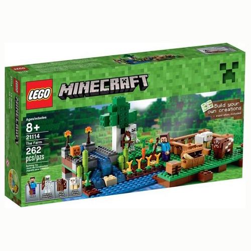 21114 LEGO® Minecraft The Farm
