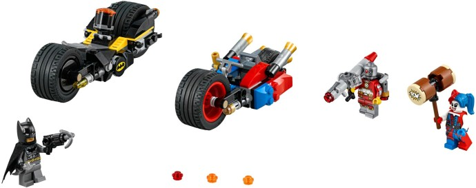 76053 LEGO® Super Heroes Gotham City Cycle Chase