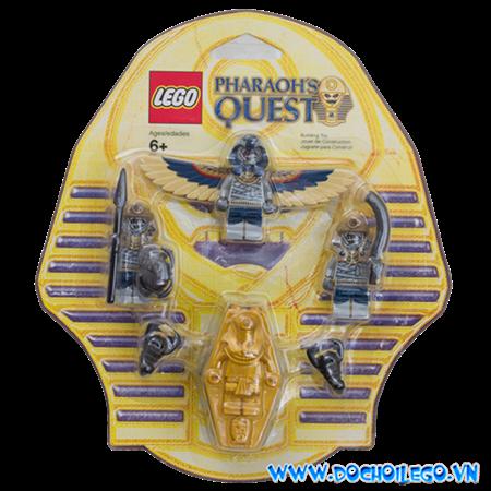 853176 LEGO® Pharaoh's Quest Skeleton Mummy Battle Pack