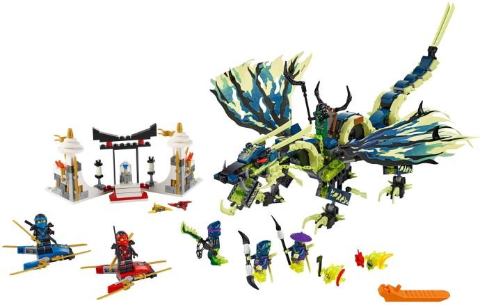 70736 LEGO® Attack of the Morro Dragon