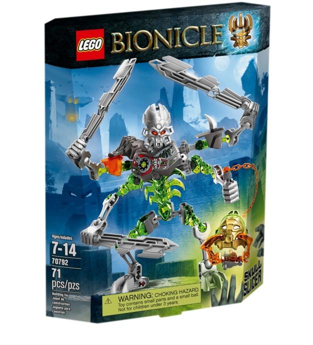70792 LEGO® Skull Slicer (năm 2015)