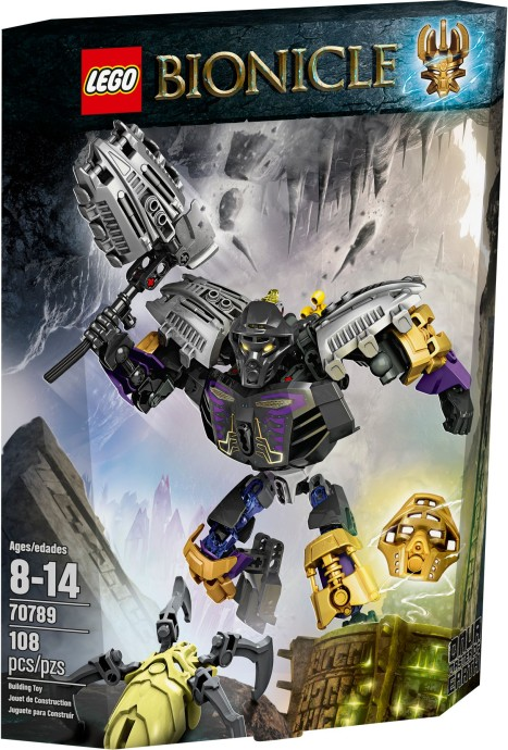 70789 LEGO® BIONICLE Onua - Master of Earth (NEW)