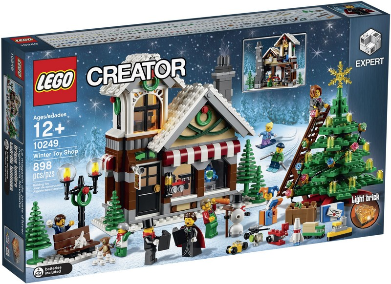 10249 LEGO® Winter VillageToy Shop