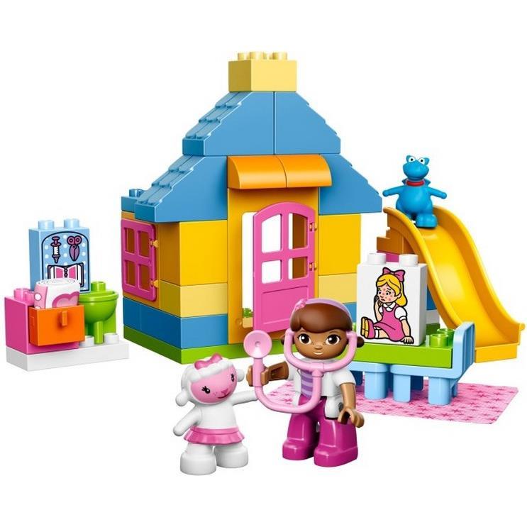 10606 LEGO® DUPLO Doc McStuffins Backyard Clinic