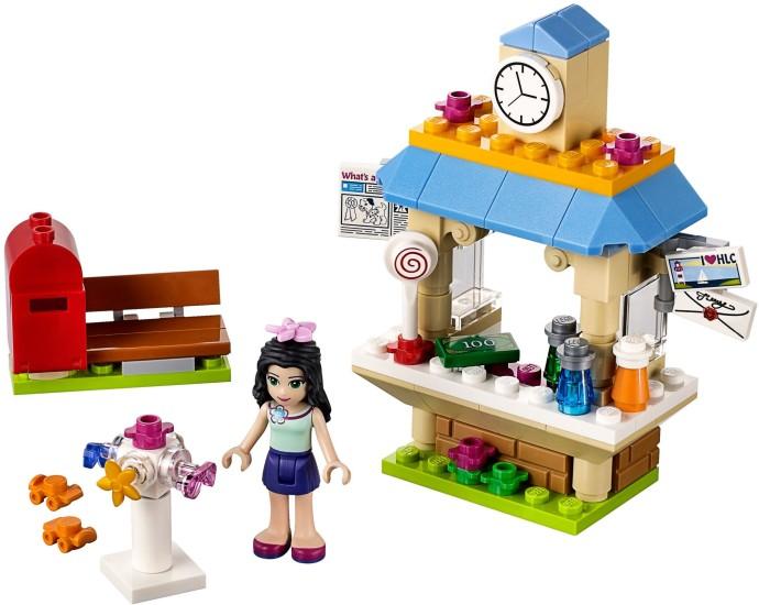41098 LEGO®  Emma's Tourist Kiosk (năm 2015)