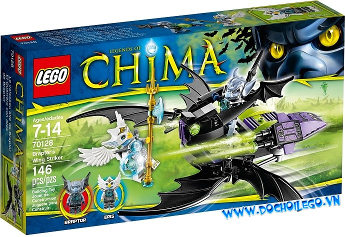 70128 LEGO® Braptor's Wing Striker