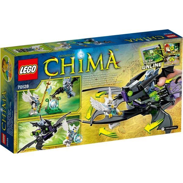 70128 LEGO® Braptor's Wing Striker