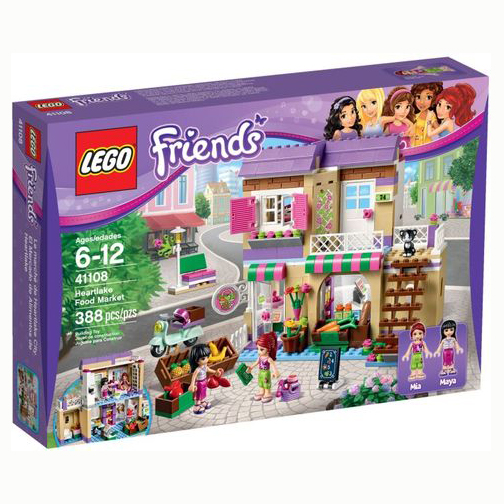 41108 LEGO® Fiends Heartlake Food Market (năm 2015)