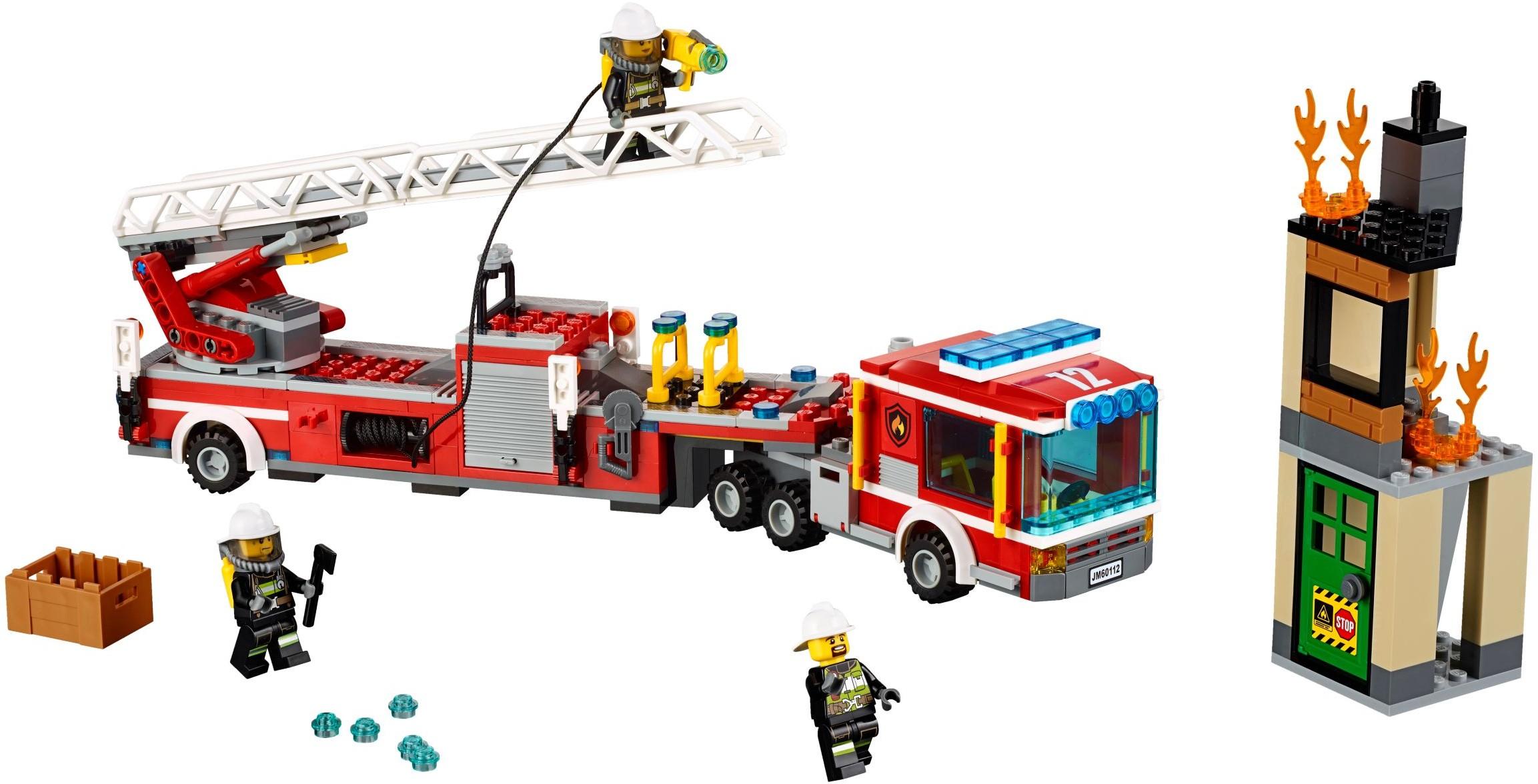 60112 LEGO City Fire Engine
