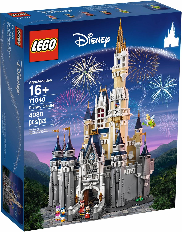 71040 LEGO Disney Castle - Lâu đài Disney