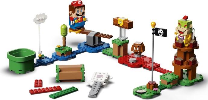 71360 LEGO Super Mario Adventures with Mario - Cuộc phiêu lưu cùng Mario