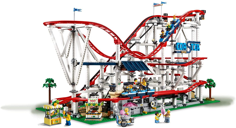 10261 LEGO Creator Roller Coaster - Tàu lượn siêu tốc