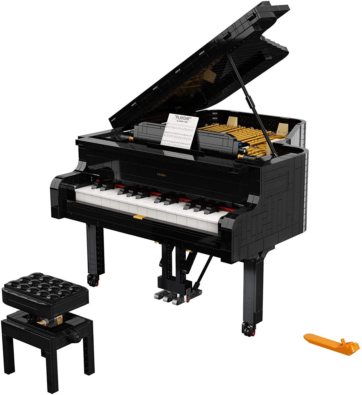 21323 LEGO Ideas Grand Piano - Đại dương cầm