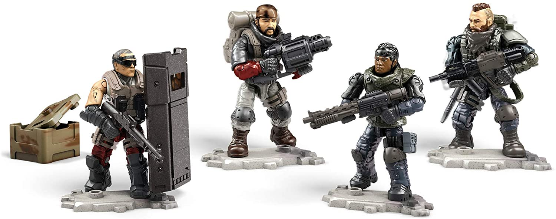 Mega Construx Call of Duty Black Ops 4 Standoff - Đồ chơi GCP05