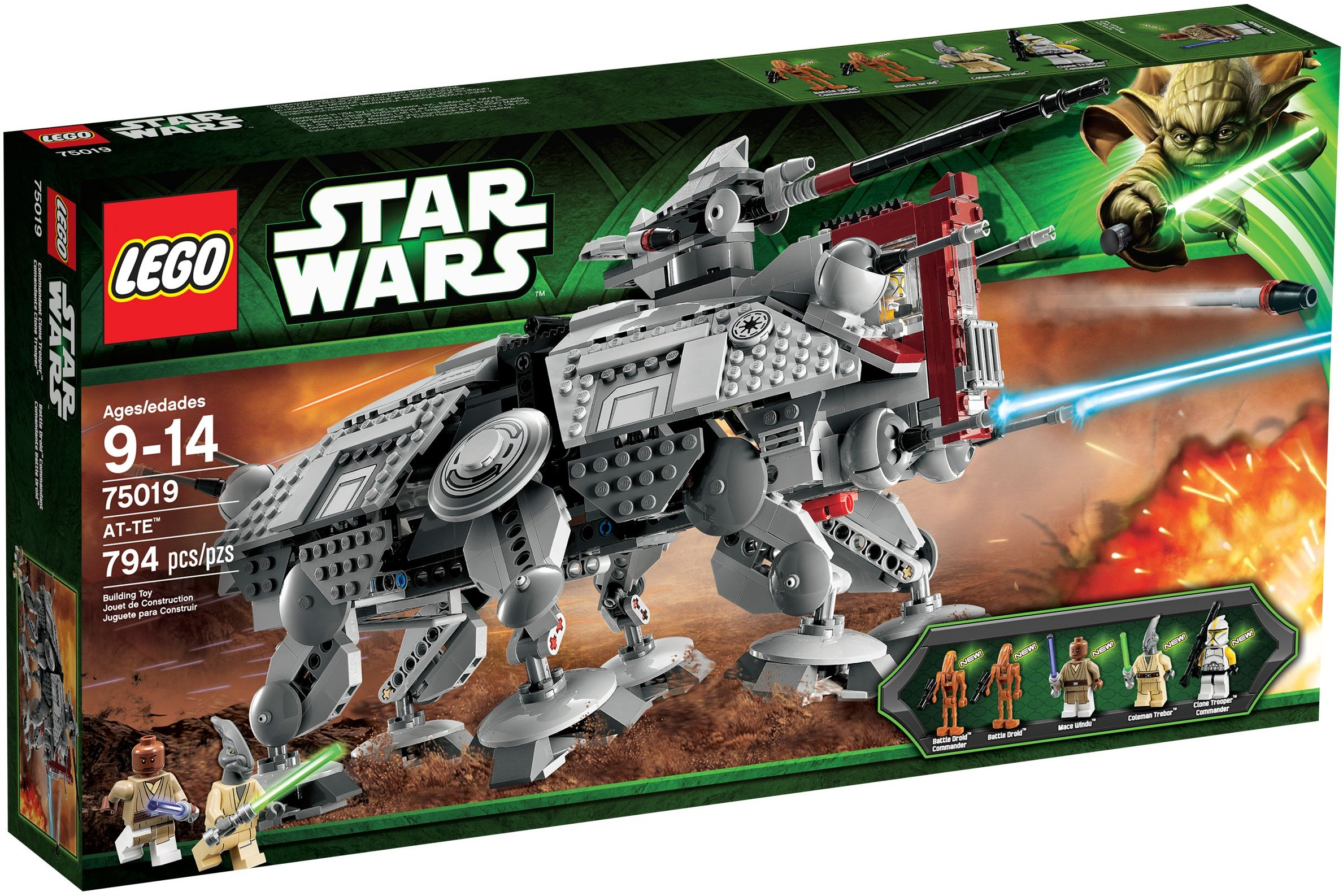75019 LEGO® Starwars AT-TE