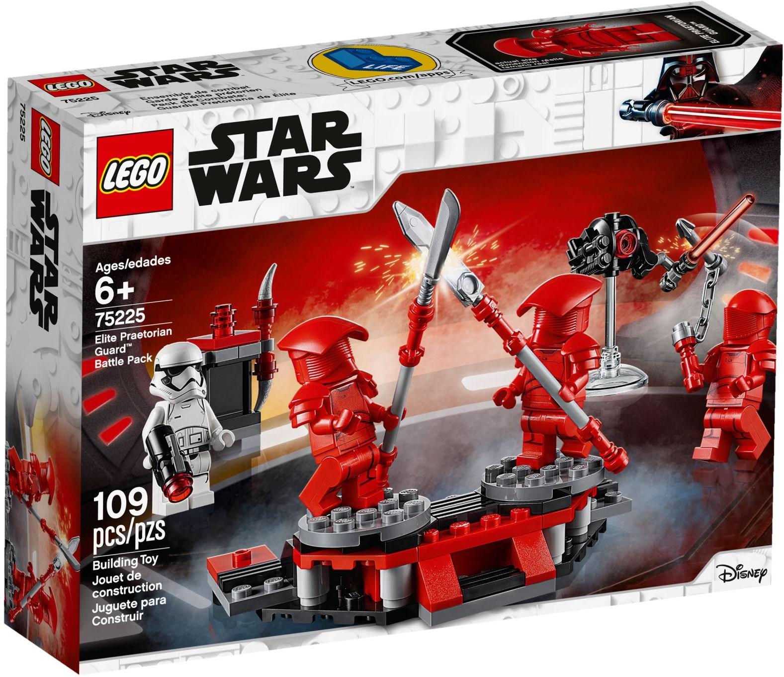 75225 LEGO Elite Praetorian Guard - Vệ binh bảo vệ hoàng gia