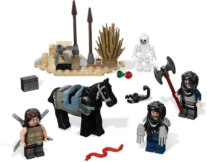 7569 LEGO Desert Attack