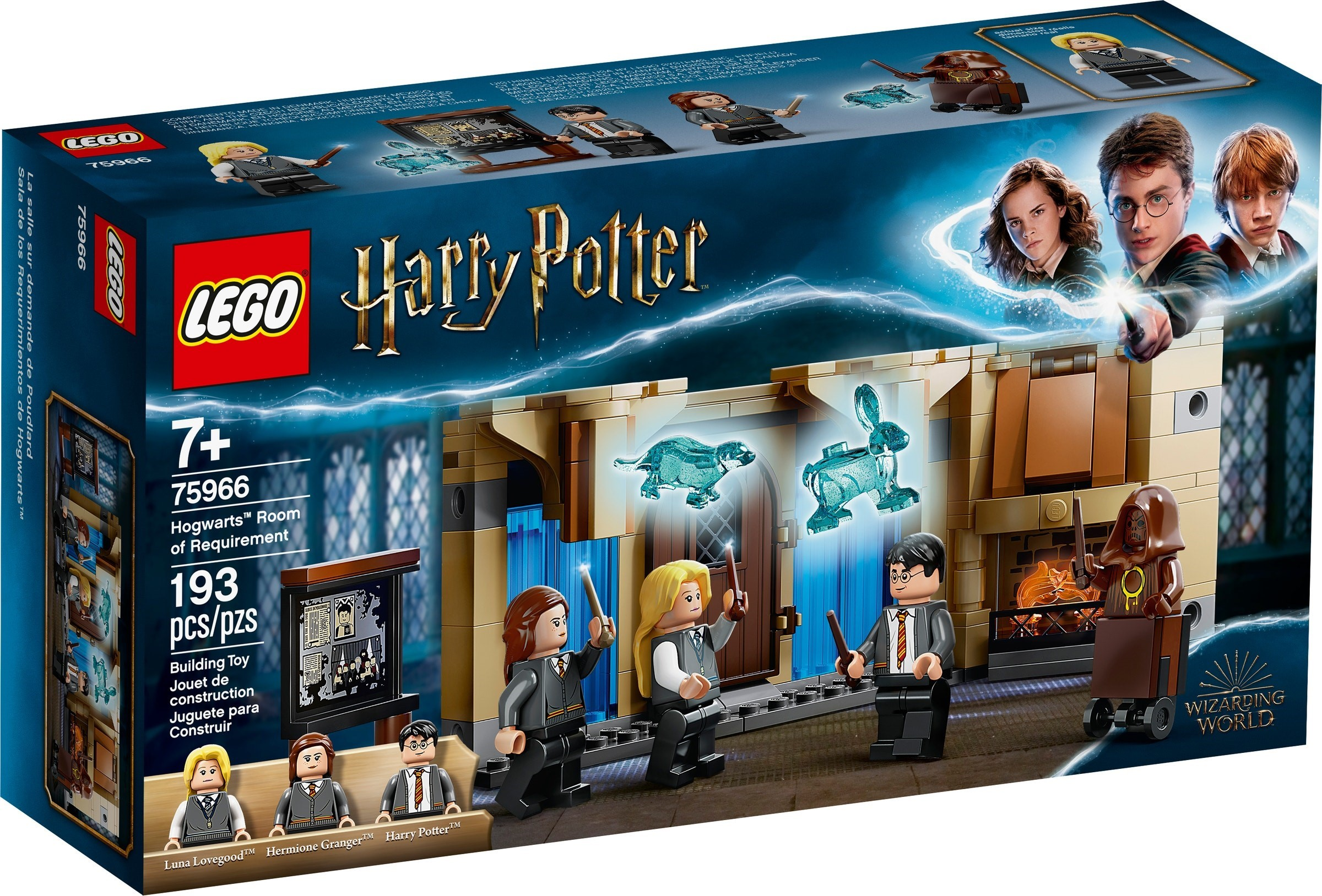 75966 LEGO Harry Potter Hogwarts Room of Requirement (2020)