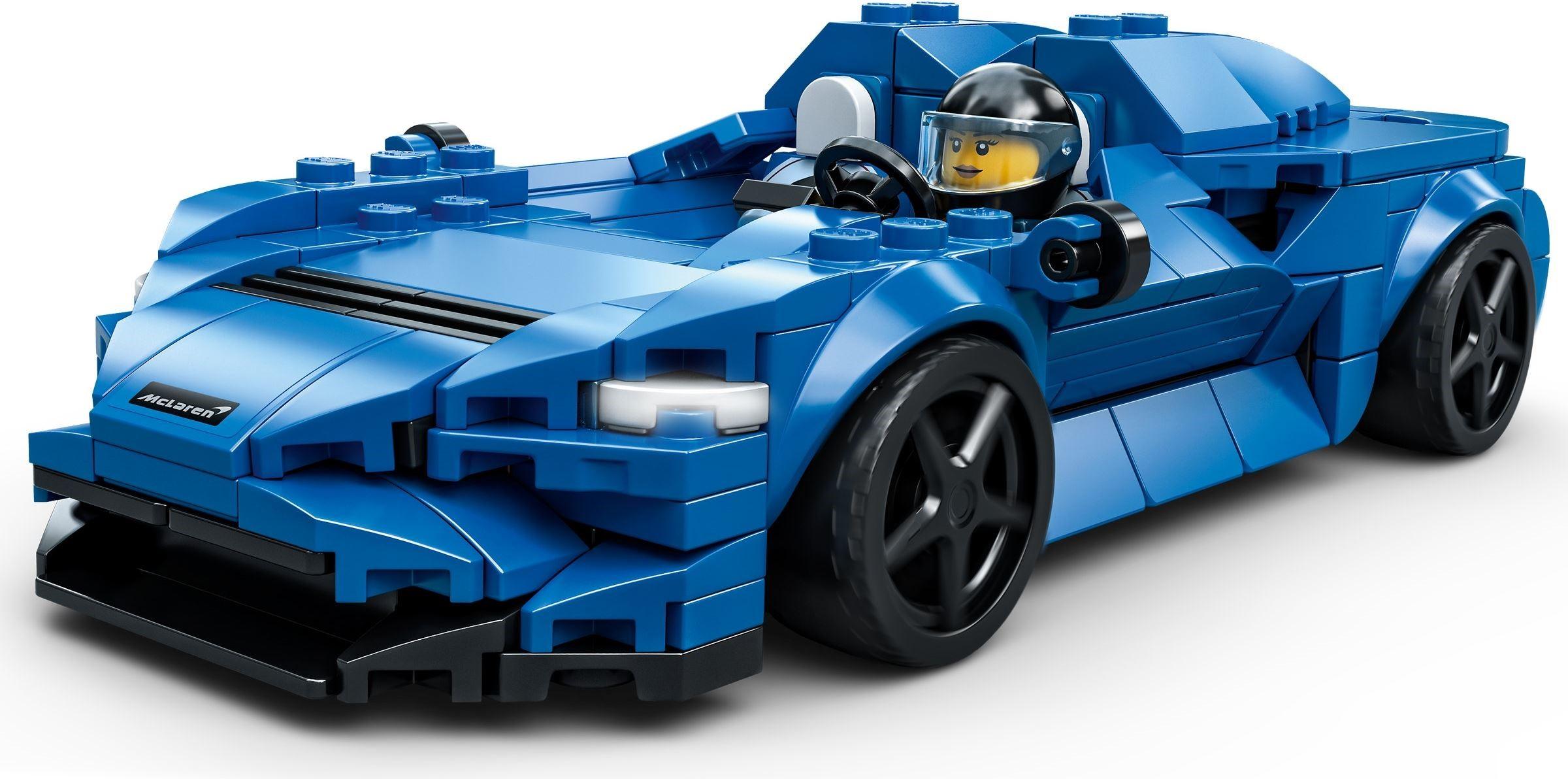 76902 LEGO Speed Champions McLaren Elva - Đồ chơi LEGO siêu xe