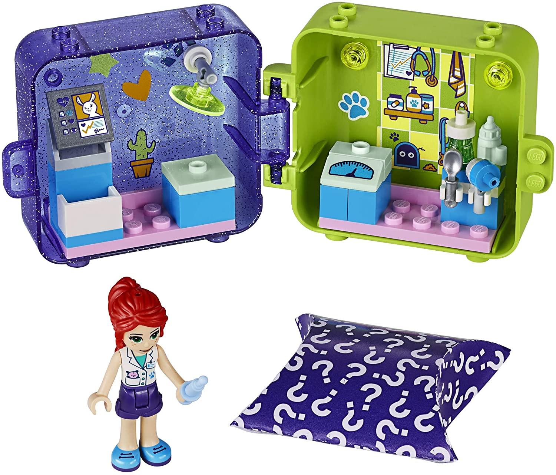 41403 LEGO Friends Mia's Play Cube _ Bác sỹ thú y