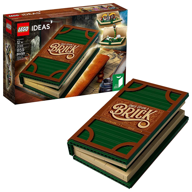 21315 LEGO Ideas Pop-up Book