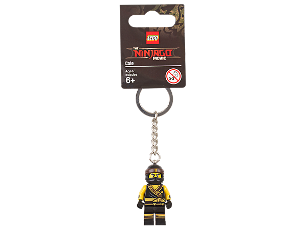 853697 THE LEGO® Ninjago® Movie™ COLE