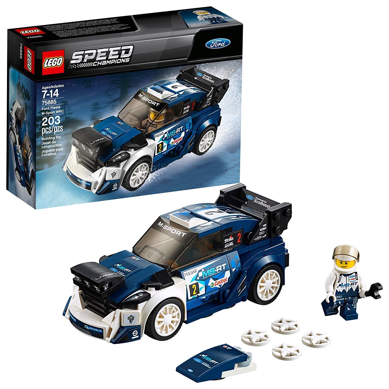 75885 LEGO Ford Fiesta M-Sport WRC