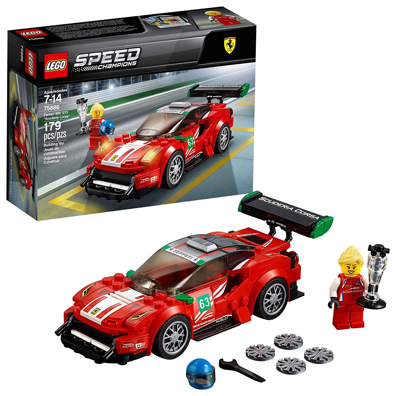 75886 LEGO Ferrari 488 GT3 Scuderia Corsa