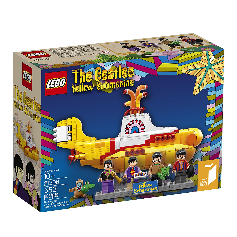 21306 LEGO Ideas  Yellow Submarine