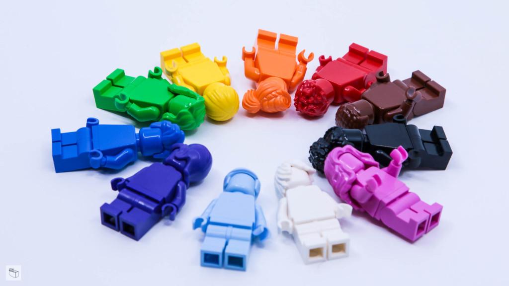 40516 LEGO Everyone is Awesome -  Bộ đồ chơi xếp hình Mọi người đều tuyệt vời.
