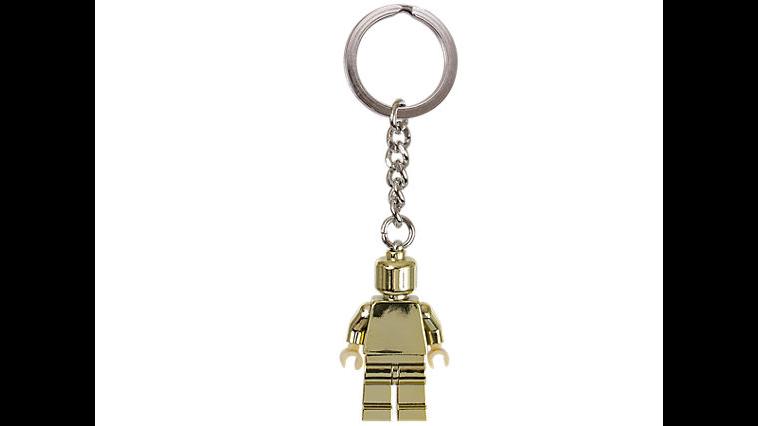 850807 LEGO® Gold Minifigure