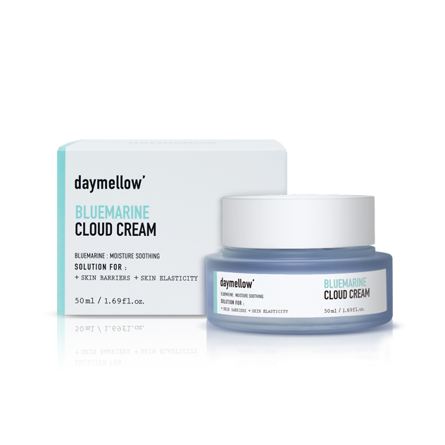 daymellow' BLUEMARINE CLOUD CREAM