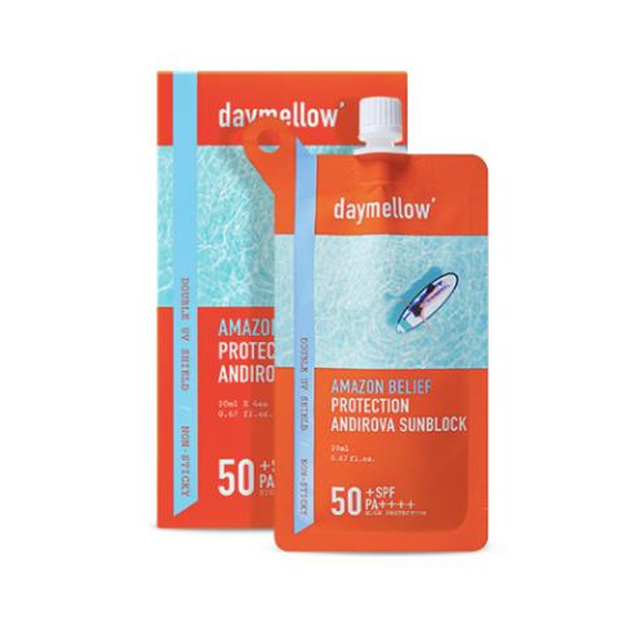 Daymellow Amazon Belief Protecttion Andirova Sunblock 20ml/miếng